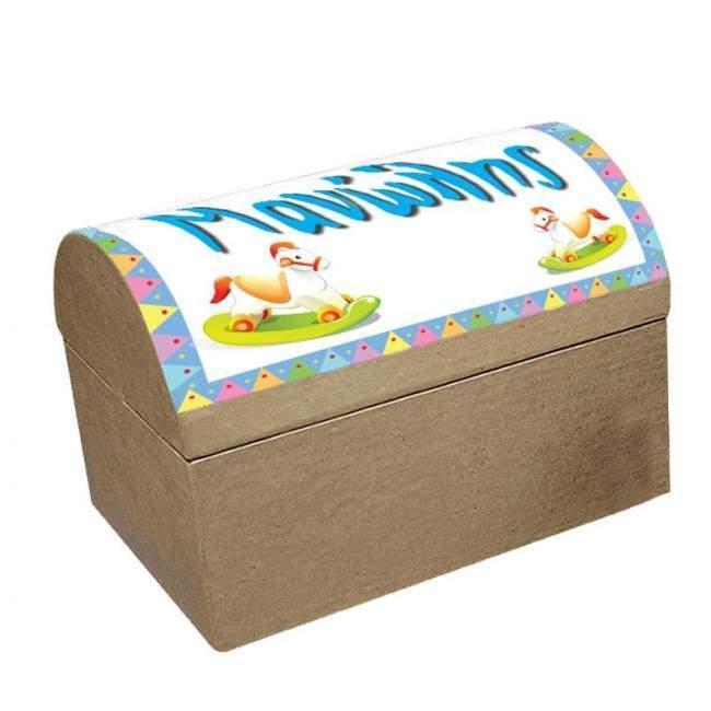 Αλογάκι καρουζέλ,10άδα,αυτοκόλλητες ετικέτες για κουτιά ή μπουκάλια, με το όνομα που θέλε