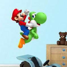 Super Mario 2, id3 αυτοκόλλητα τοίχου