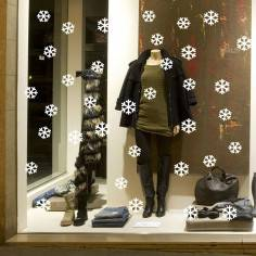 Νιφάδες χιονιου , αυτοκόλλητες