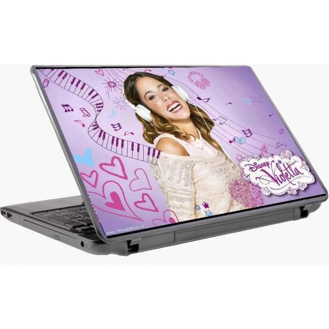 Violetta , αυτοκόλλητο laptop