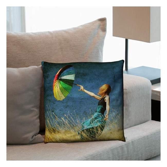 Παιχνίδι στον άνεμο, διακοσμητικό μαξιλάρι