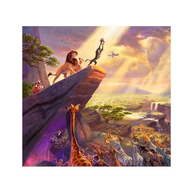 Lion King 280 x 265, φωτογραφική ταπετσαρία