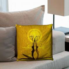 Rebirth, διακοσμητικό μαξιλάρι.