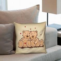 Love bears, διακοσμητικό μαξιλάρι