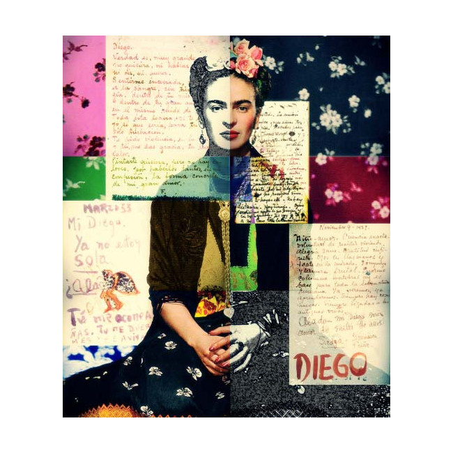 Frida kahlo poster 205x 225, φωτογραφική ταπετσαρία