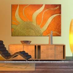 Sunlight, πίνακας σε καμβά