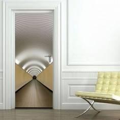 Διάδρομος III, αυτοκόλλητο πόρτας