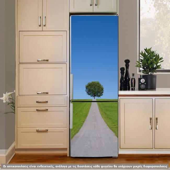 Hope, αυτοκόλλητο ψυγείου