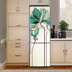 Flower Arrangement, αυτοκόλλητο ψυγείου