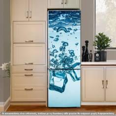 Chill, αυτοκόλλητο ψυγείου