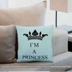 I'm a Princess, διακοσμητικό μαξιλάρι
