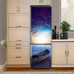 Παλίρροια, αυτοκόλλητο ψυγείου