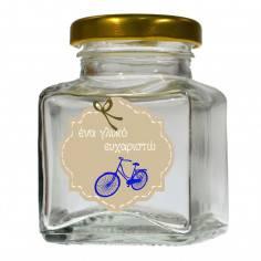 Ποδήλατο, αυτοκόλλητες ετικέτες για κουτάκια, μπομπονιέρες , προσκλήσεις , μπουκαλάκια αναψυκτικών