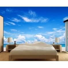 Ειδυλλιακή Παραλία φωτογραφική ταπετσαρία