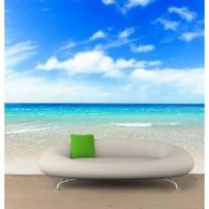 Παραλία, ταπετσαρία τοίχου φωτογραφική