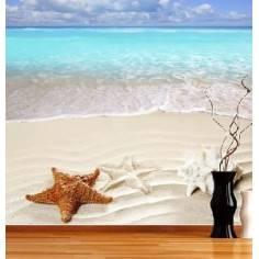 Στην Παραλία, φωτογραφική ταπετσαρία