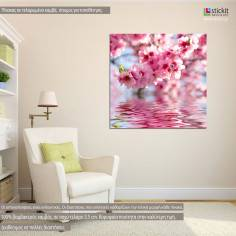 Spring apple flowers, πίνακας σε καμβά