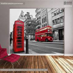 London instances,φωτογραφική ταπετσαρία αυτοκόλλητη