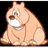 Αρκούδος, αυτοκόλλητο τοίχου