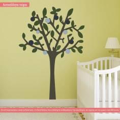 Αυτοκόλλητο τοίχου, δέντρο