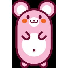 Χαμογελαστό Ποντίκι