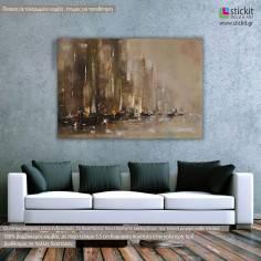 Port abstraction, πίνακας σε καμβά