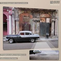 Old Havana car, πίνακας σε καμβά