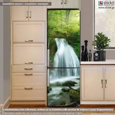 Καταρράκτες, αυτοκόλλητο ψυγείου