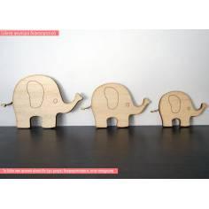 Ελεφαντάκι, διακοσμητική φιγούρα