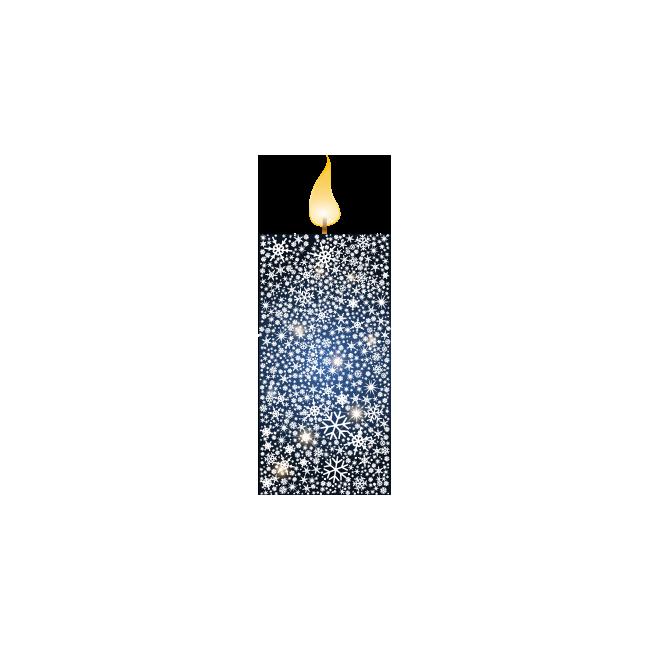Χριστουγεννιάτικο κερί
