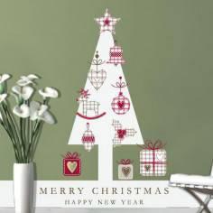 Χριστουγεννιάτικο σετ διακόσμησης 2