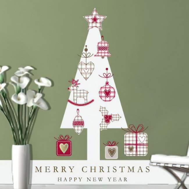 Χριστουγεννιάτικο σετ διακόσμησης