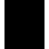 Ζευγάρι ,με φόντο τον πύργο του Άϊφελ , Αυτοκόλλητο τοίχου