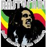 Bob Marley, Αυτοκόλλητο τοίχου