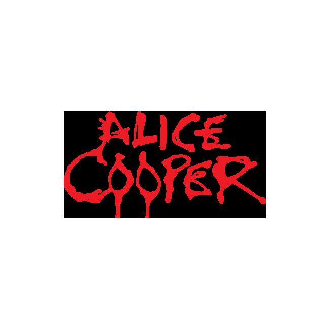 Alice Cooper, Αυτοκόλλητο τοίχου