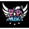 Αυτοκόλλητο τοίχου, Μουσική, Pop