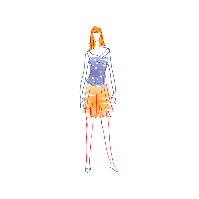 Μοδάτο Κορίτσι 2
