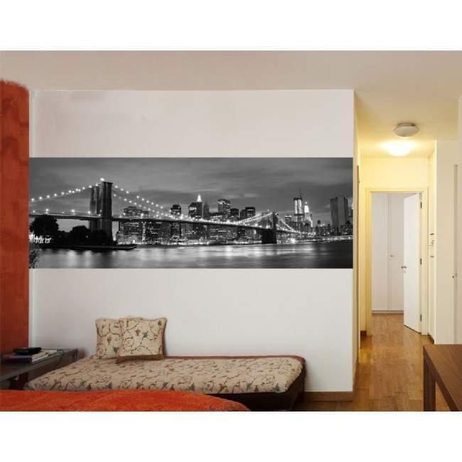 Πανόραμα Νέας Υόρκης, Φωτογραφική ταπετσαρία