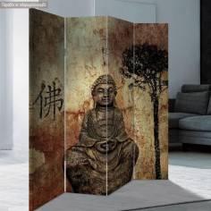 Παραβάν Sitting Budha