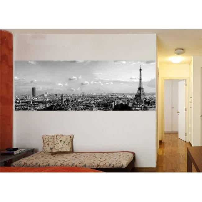 Les toits de paris, Φωτογραφική ταπετσαρία