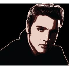 Elvis Presley, Αυτοκόλλητο τοίχου