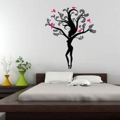 Μητέρα φύση, αυτοκόλλητο τοίχου