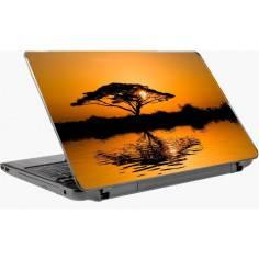 Αφρικάνικο τοπίο, αυτοκόλλητο laptop