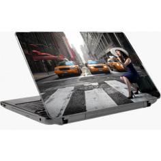 Διάβαση @ New York , αυτοκόλλητο laptop