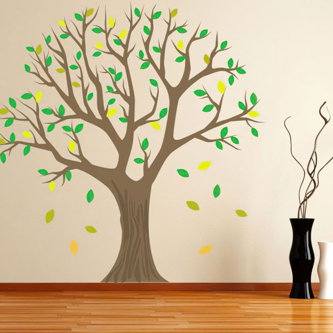 Lime tree, αυτοκόλλητο τοίχου