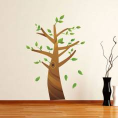 Αυτοκόλλητο τοίχου, Δέντρο ελιά, Olive tree