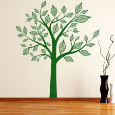 Abstract tree, αυτοκόλλητο τοίχου