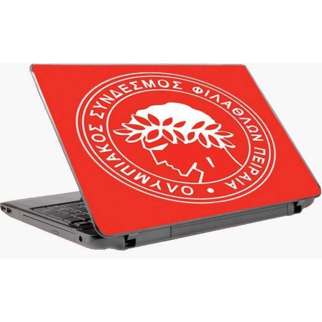 Ολυμπιακός, αυτοκόλλητο laptop