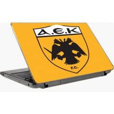 ΑΕΚ, αυτοκόλλητο laptop