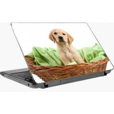 Puppie, αυτοκόλλητο laptop